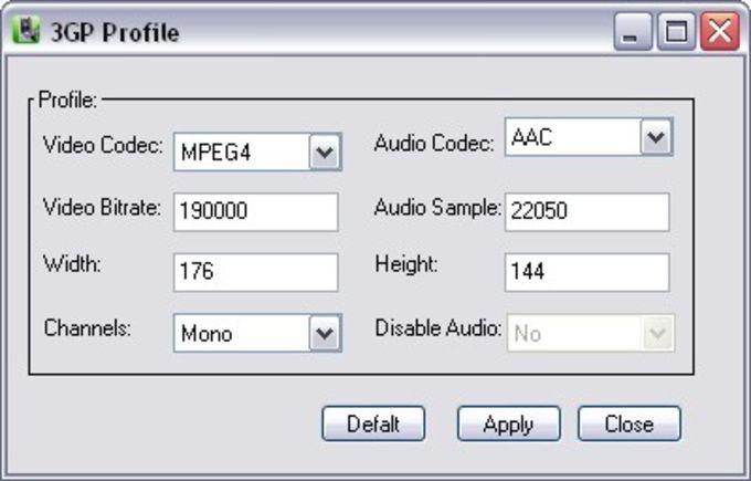 Nevo 3GP Suite