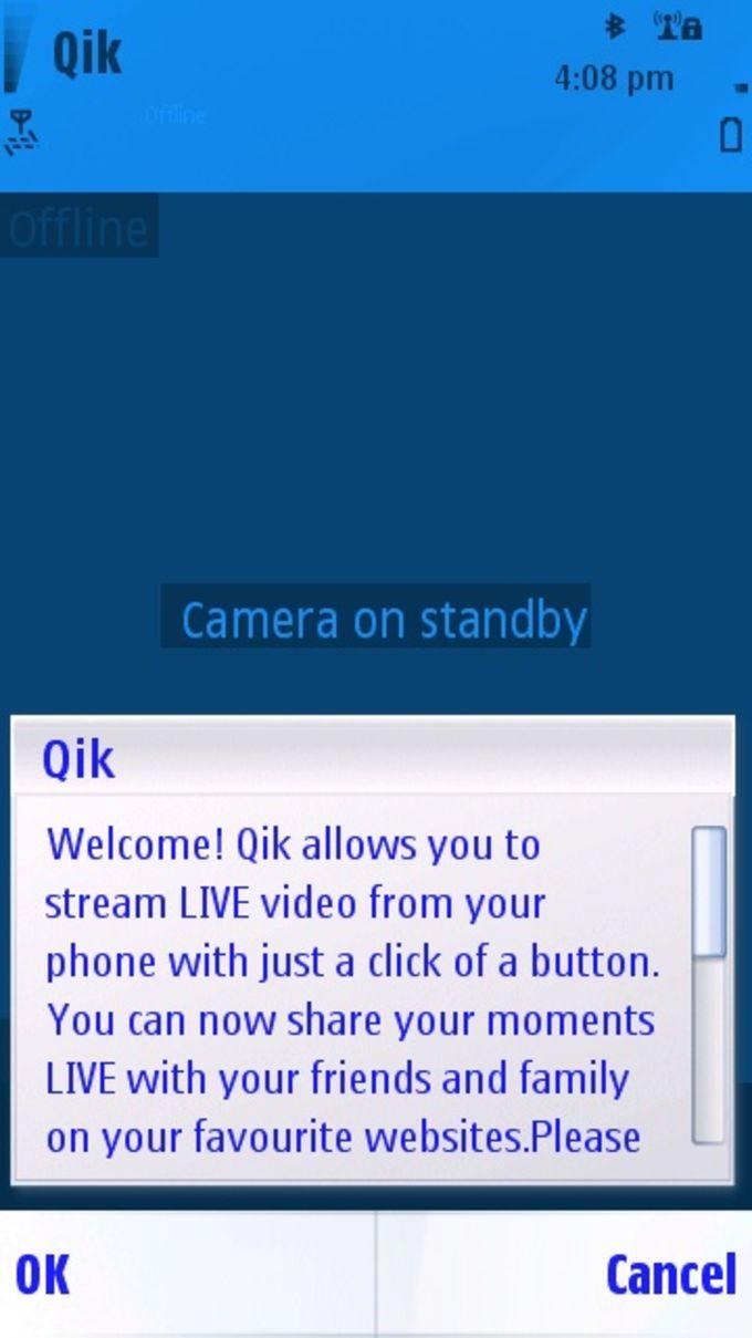 Qik Video Camera
