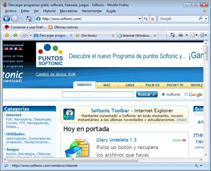 Live Firefox