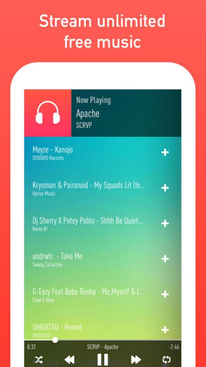 SongFlip - Free Music Player