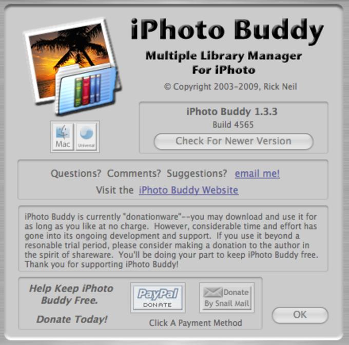 iPhoto Buddy