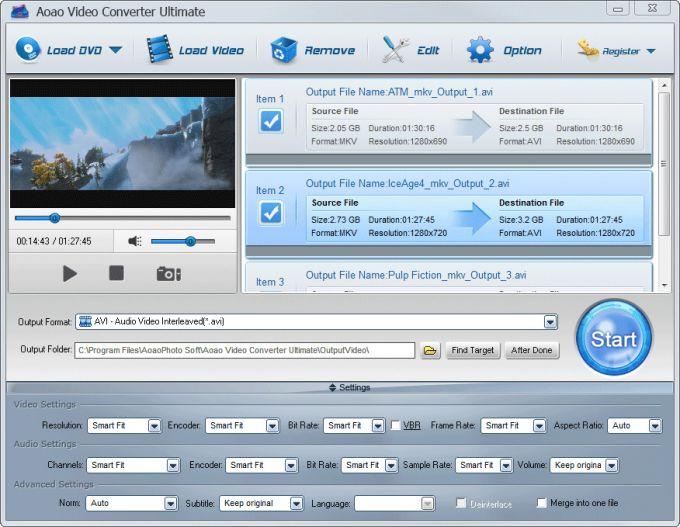 Aoao Video Converter Ultimate