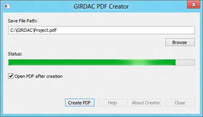 free pdf creator download