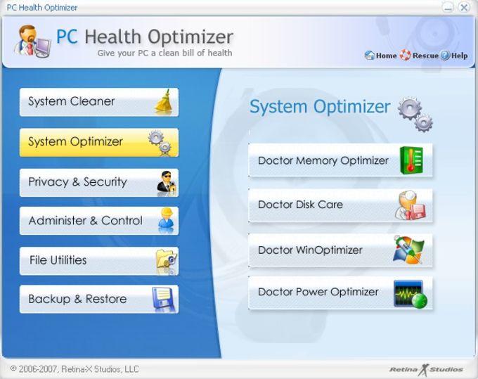 PC Health Optimizer