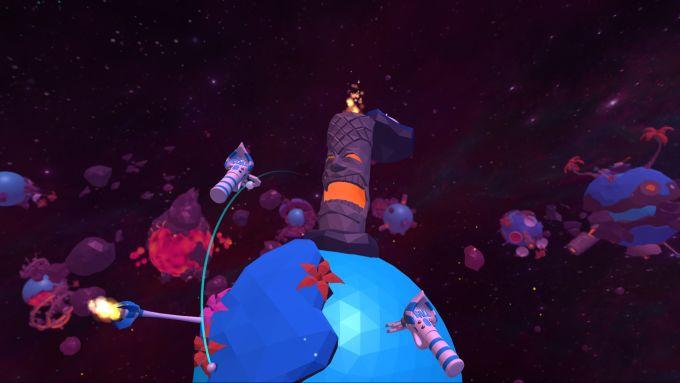 Moonshot Galaxy PS VR PS4