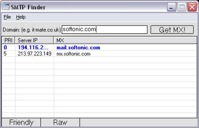 SMTP Finder - Download
