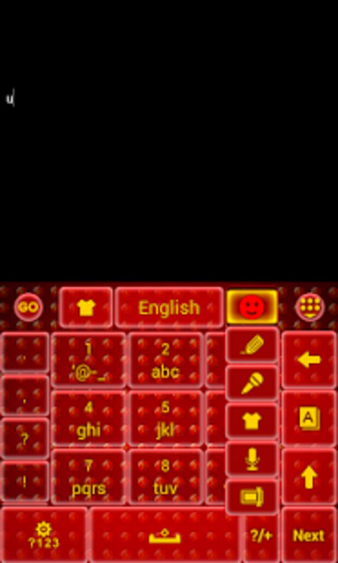 Fresa teclado