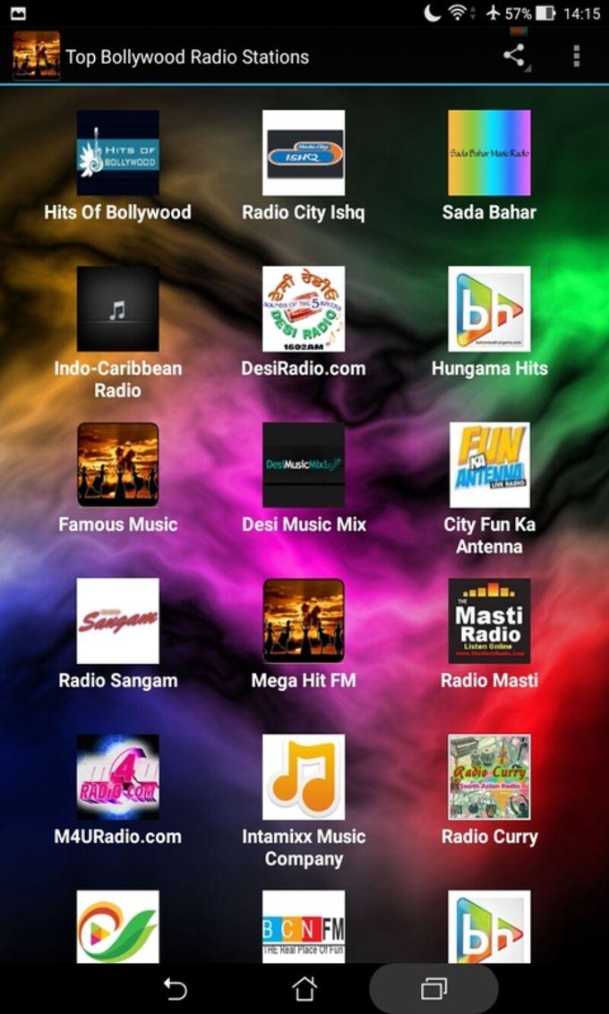 Top Bollywood Radios