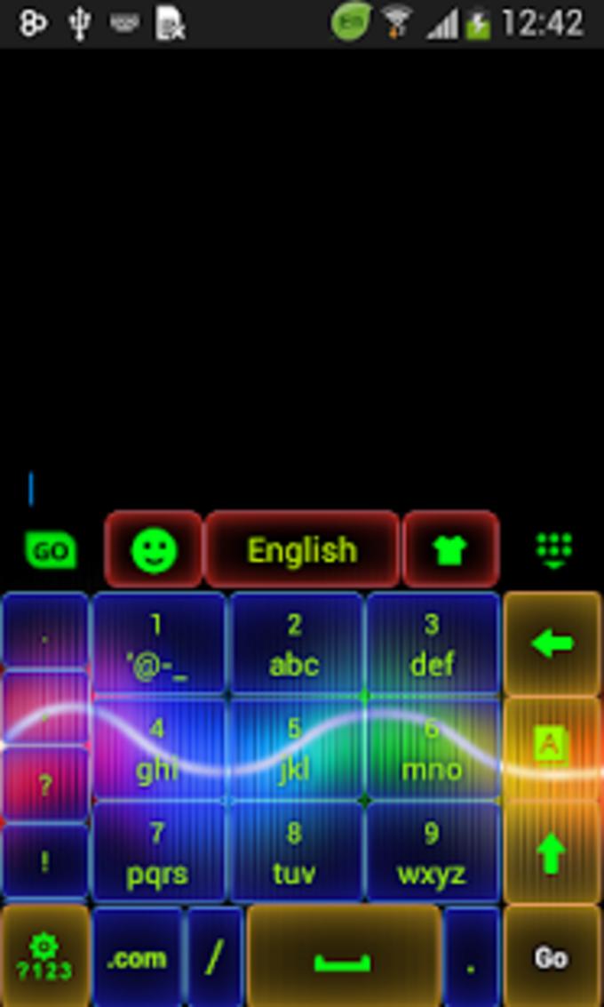 Buen teclado para Android