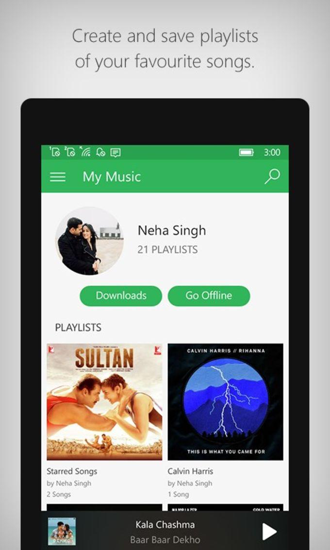 Saavn music-radio & Radio