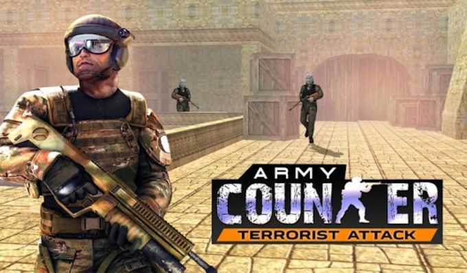 Army Counter Terrorist Attack Sniper Strike Shoot