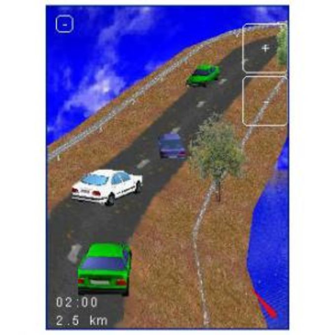 Highway 3D UIQ