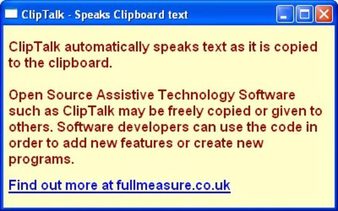 ClipTalk