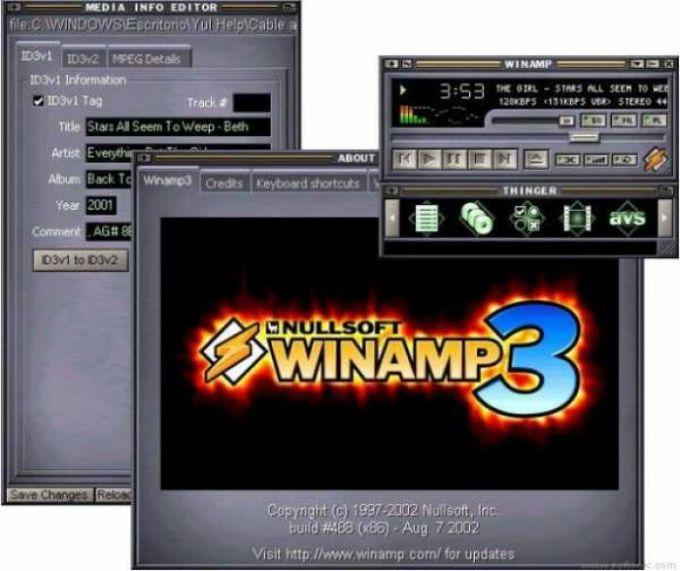Winamp 3