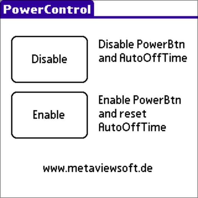PowerControl
