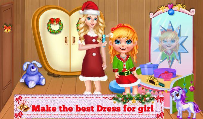 Christmas Fashion Party