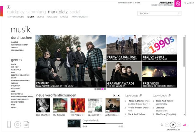 How to download and install Zune (FREE) - YouTube