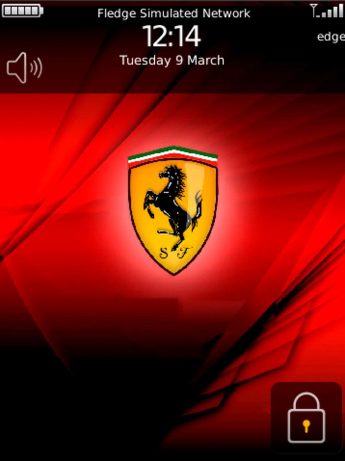 Tema Ferrari Storm