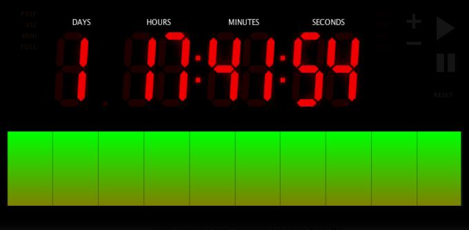 Bling Clock