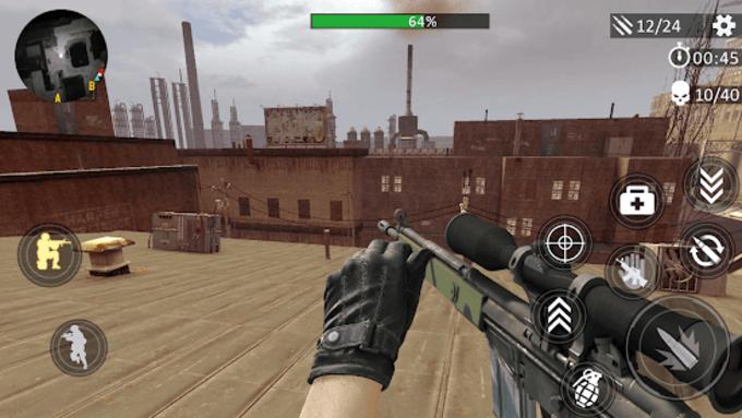Commando Hunter Sniper Shooter
