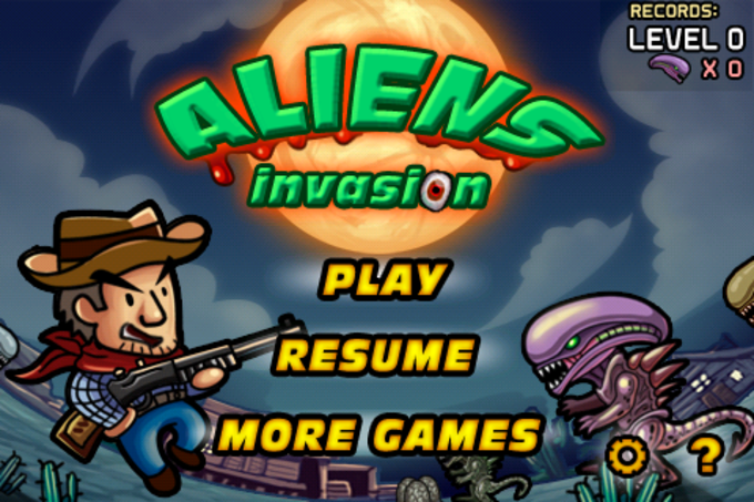 Aliens Invasion
