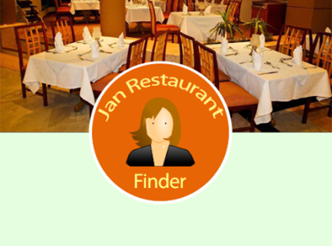 Jan Restaurant Finder