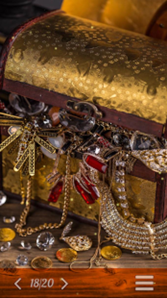 Hidden Object: World Treasures
