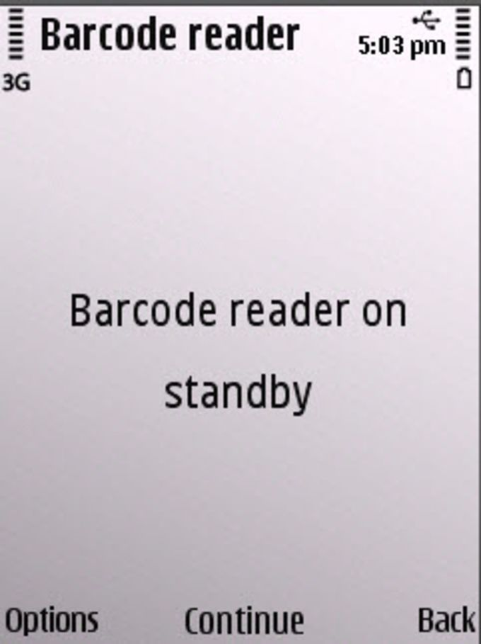 Nokia Barcode Reader