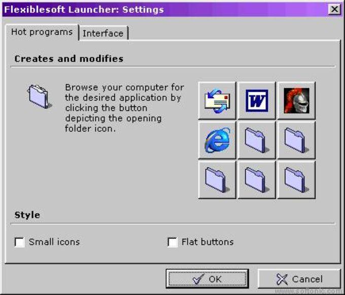 Flexiblesoft Launcher