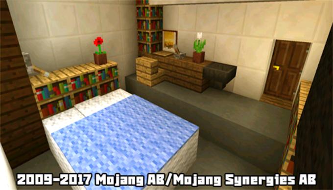 Modern Mansion Minecraft Map