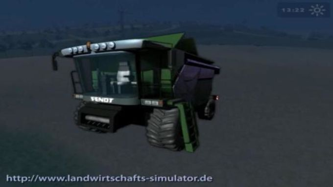 Simulator Farm