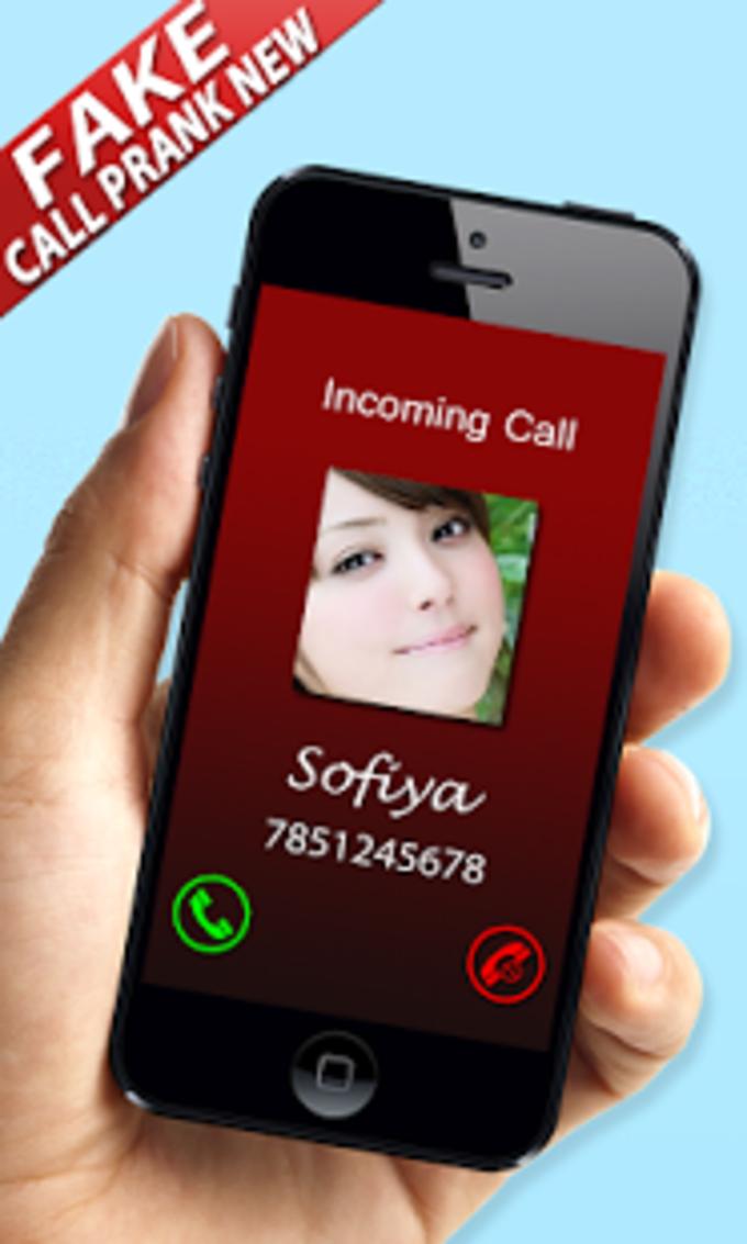 Fake Call Prank New