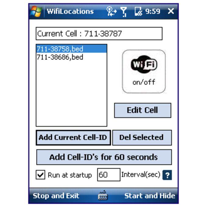 WifiLocations