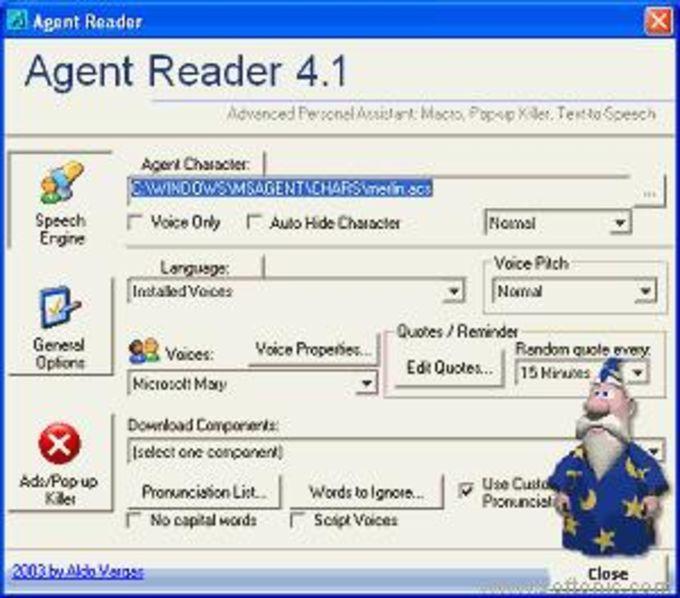 AgentReader