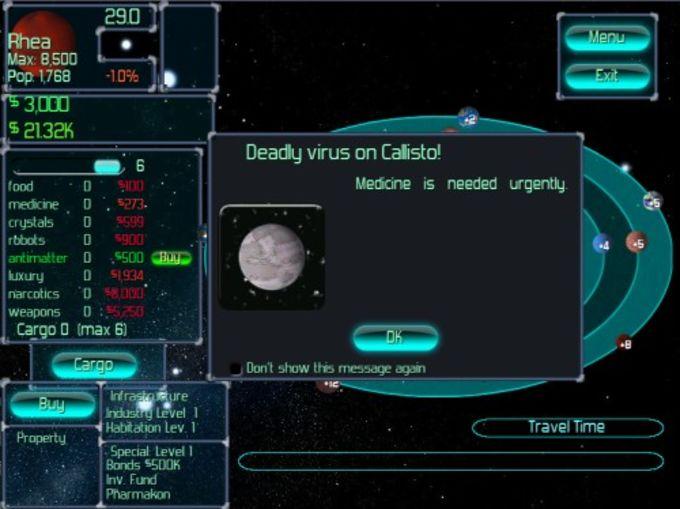 Orbital Trader