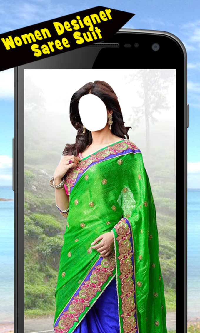 Women Designer Saree Suit