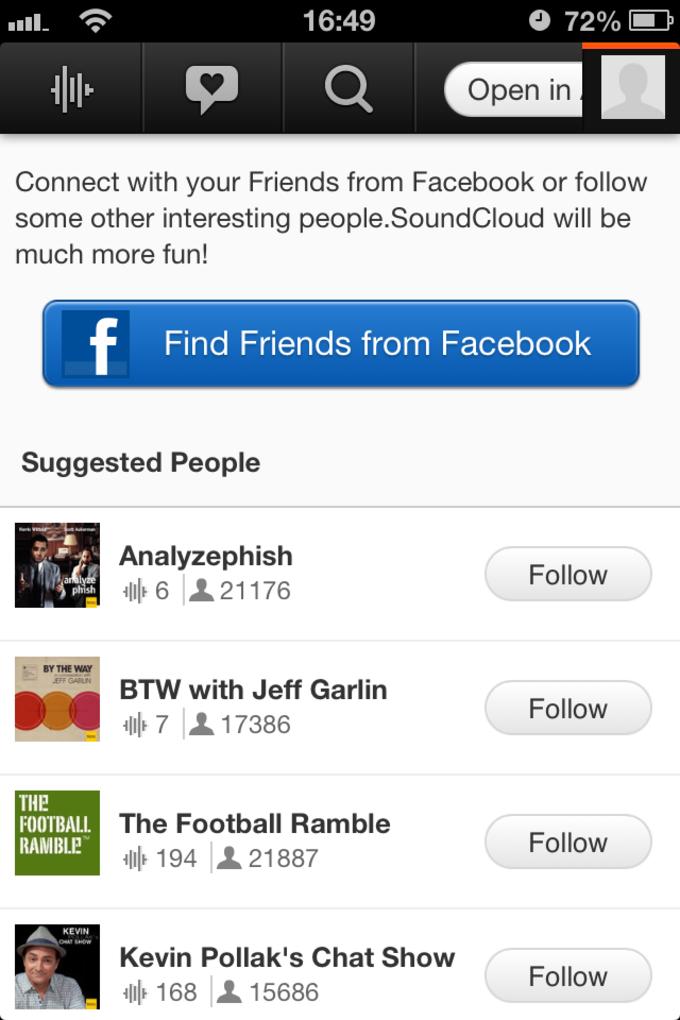 SoundCloud Mobile