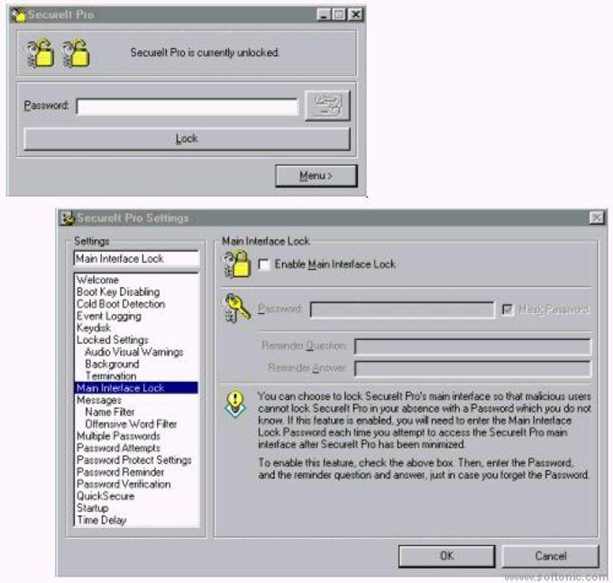 SecureIt Pro