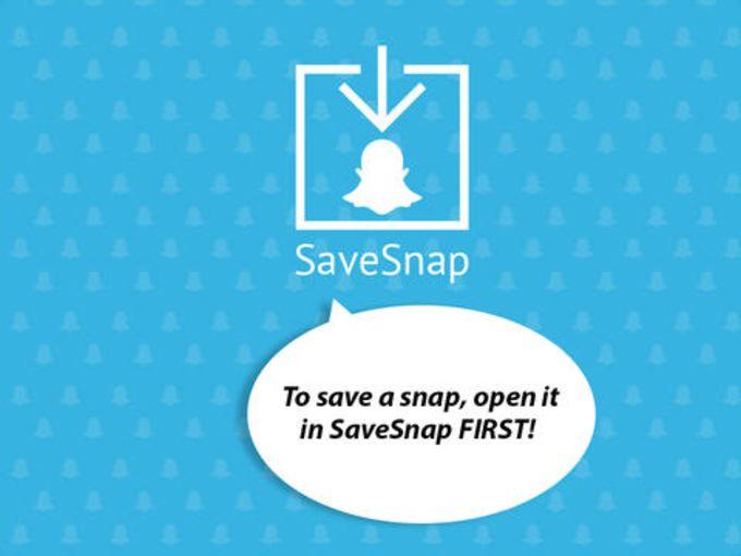 SaveSnap for SnapChat