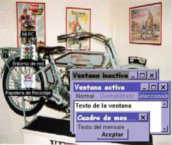 Biker4 Theme