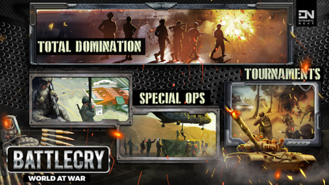 BattleCry: World War Game Free