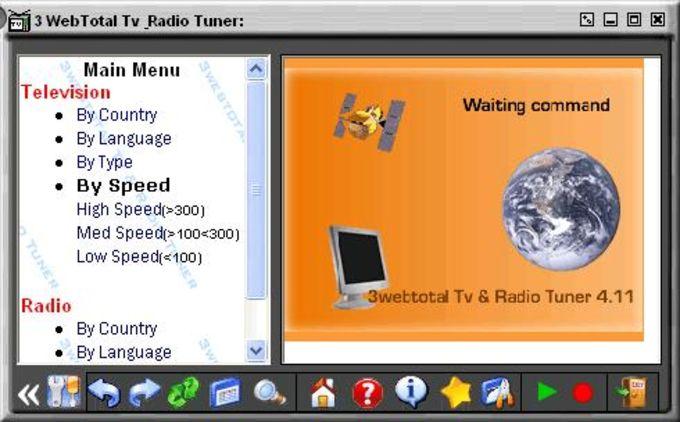 3webTotalTv and Radio Tuner