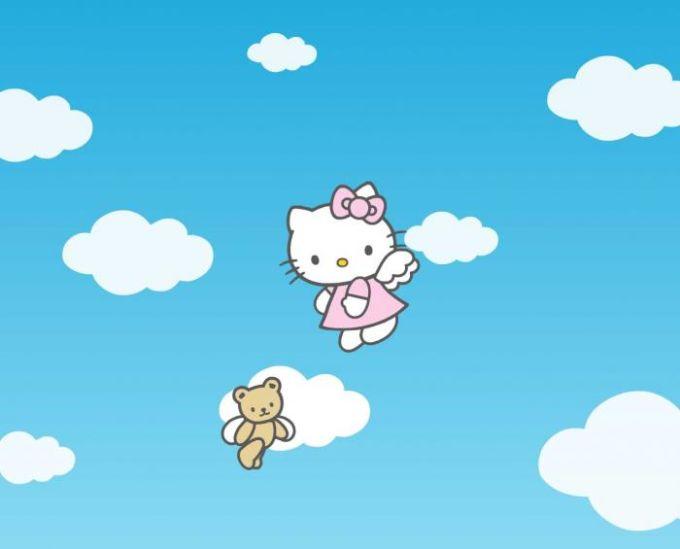Hello Kitty Screensaver