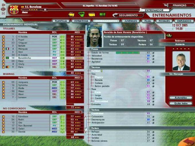 PC Fútbol 2006