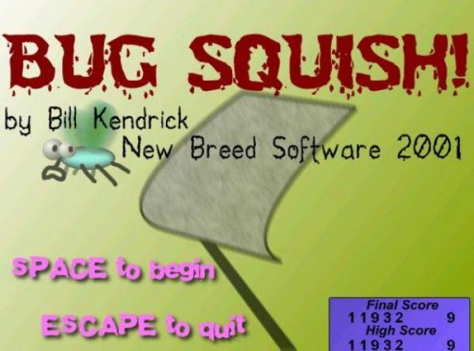 BugSquish