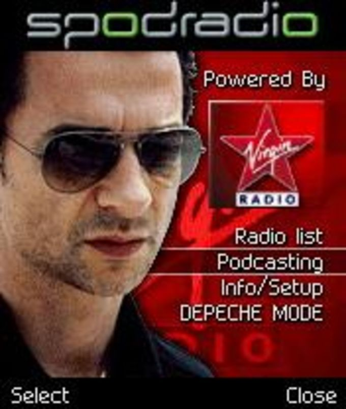 Spodradio - Virgin Radio edition