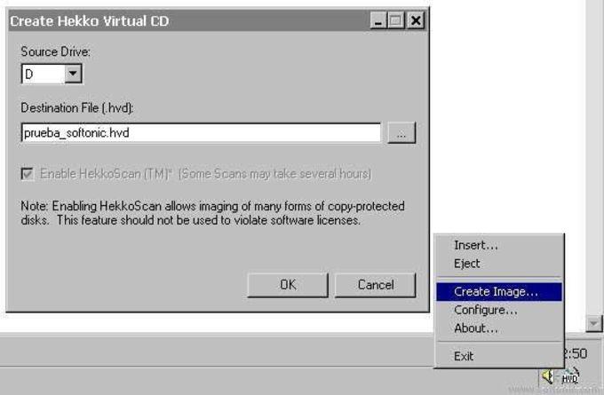 Hekko Virtual CD