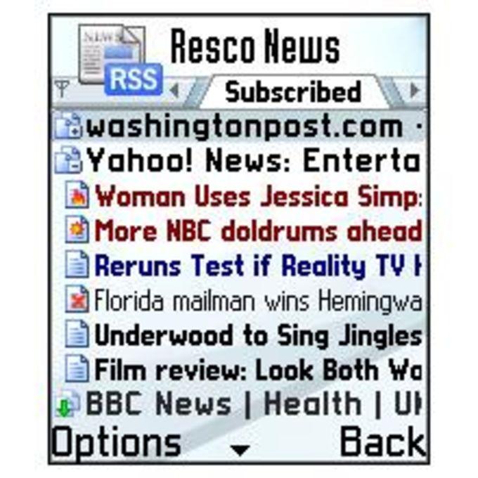 Resco News