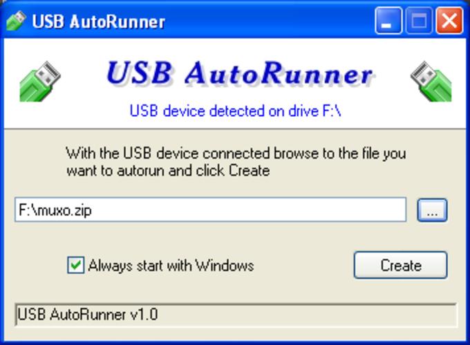 USB AutoRunner