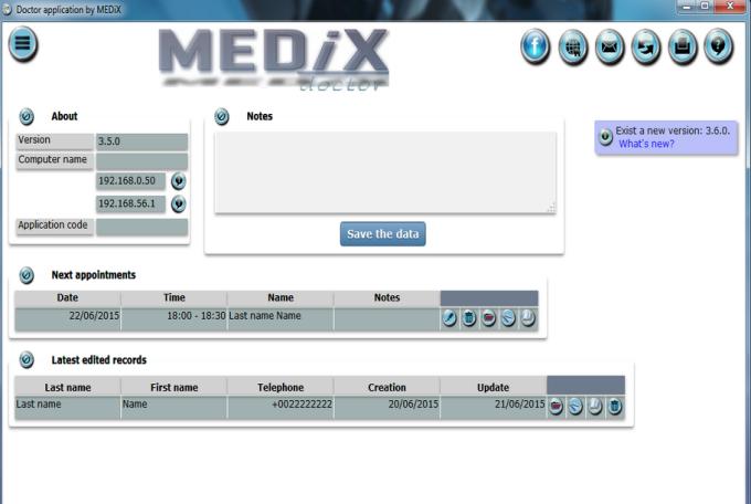 MEDiX Doctor